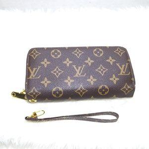 Wallet 2 zipper